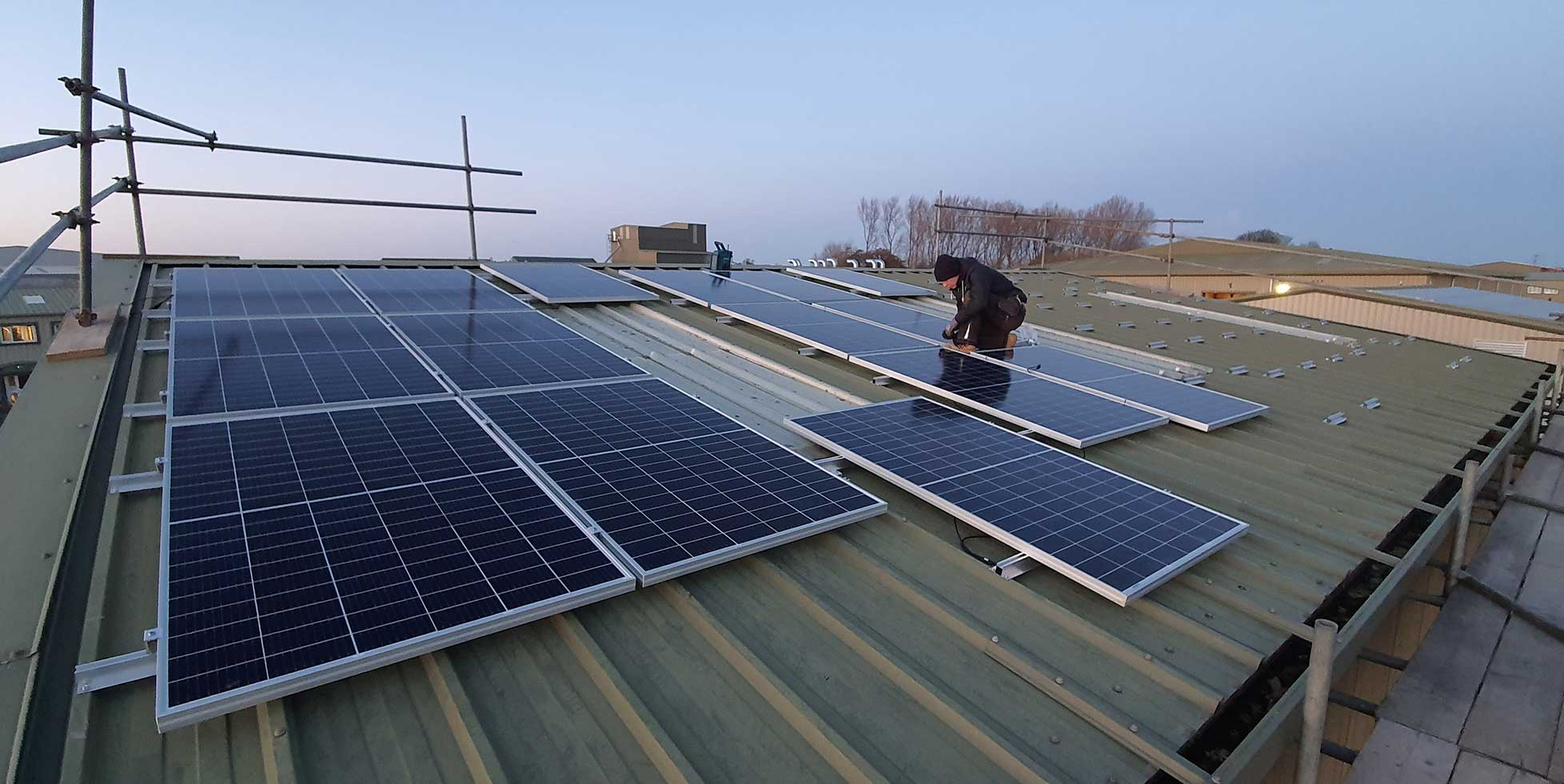 Solar Panel Installers Yorkshire