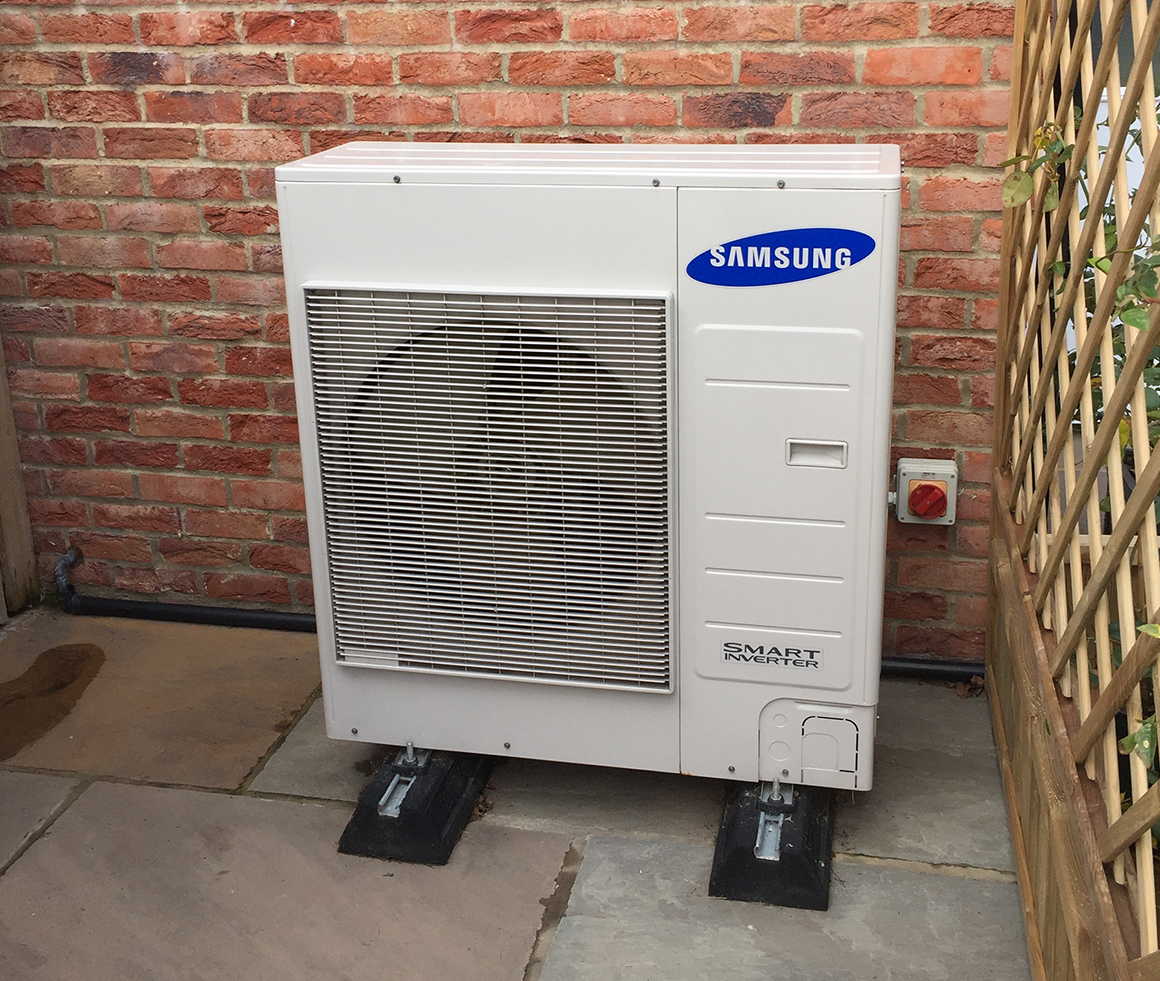 Heat Pumps System Installers North Yorkshire