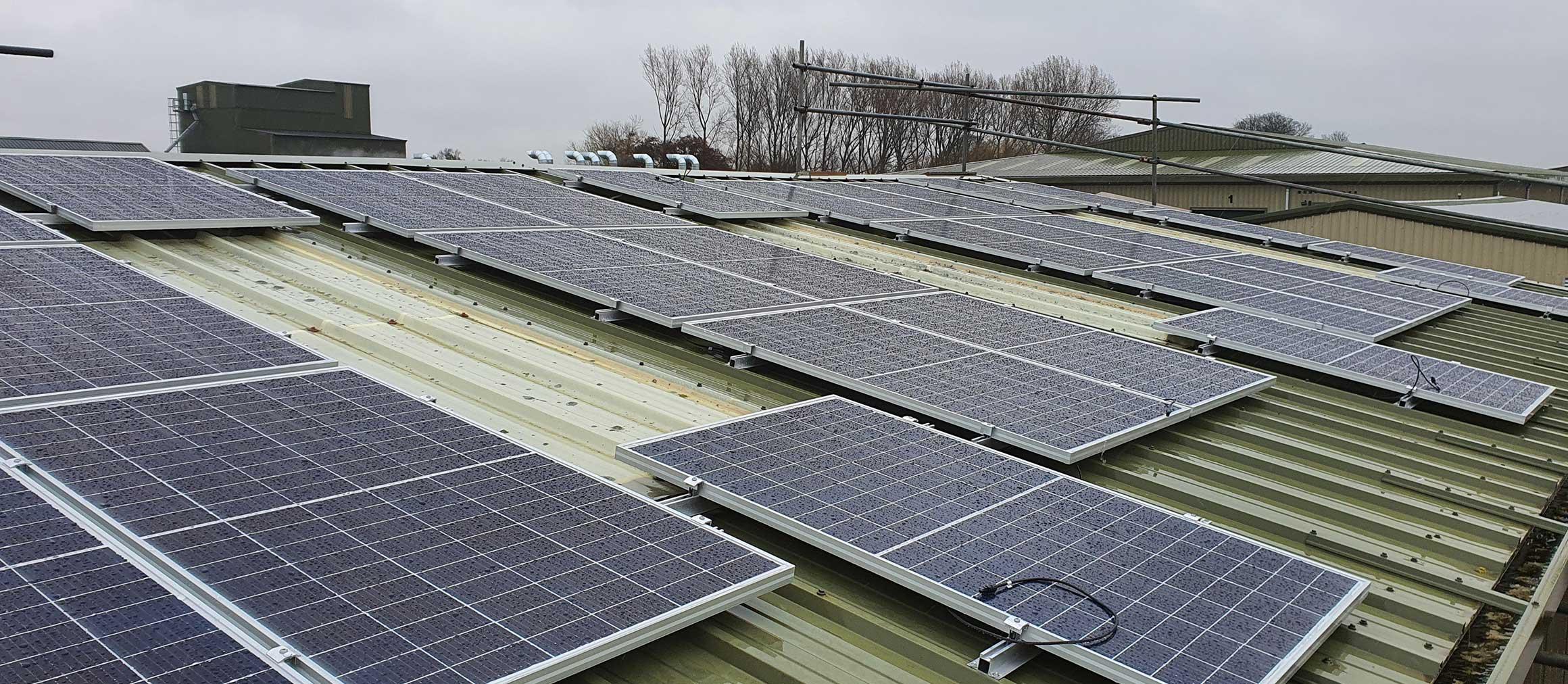 solar installations yorkshire